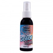 Color spray (Σπρέι) Maxi Decor 50ml Καρυδί