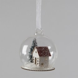 ΣΤΟΛΙΔΙ WHITE HOUSE BAUBLE